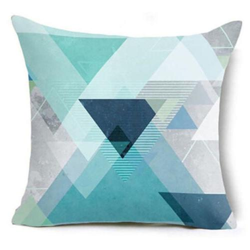 18 Inch Abstract Cushion Cover Pillowcase