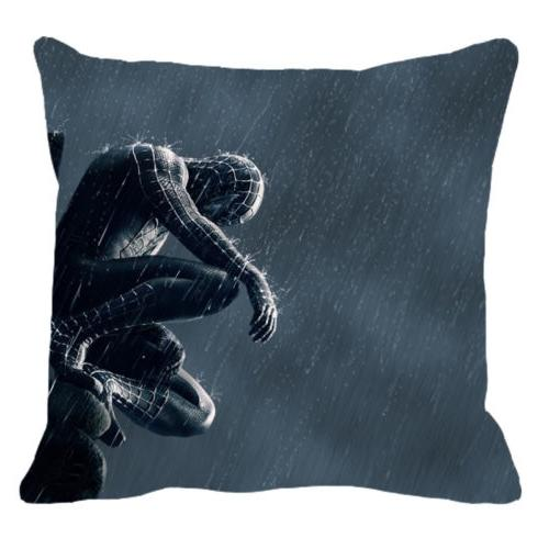 18 Superhero Spiderman Cushion Cover Pillowcase