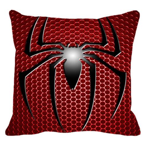 18 Inch Pillow Superhero Pattern Sofa Cushion Cover