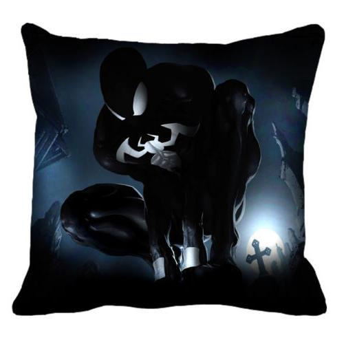 18 Superhero Pattern Cushion Cover