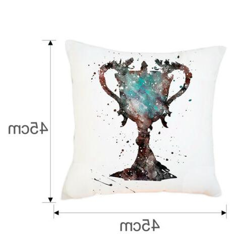 """17"""" Cases Potter Cover Throw Decor"""
