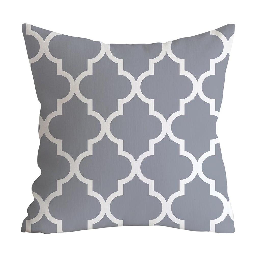 18x18 Inch Pillowcase <font><b>Pillow</b></font> <font><b>Pillow</b></font> <font><b>Case</b></font> New Dropship