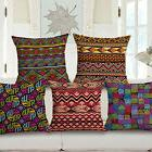 "18x18"" Pillow Case Home Car Bed Cotton Linen Waist Cushion C"
