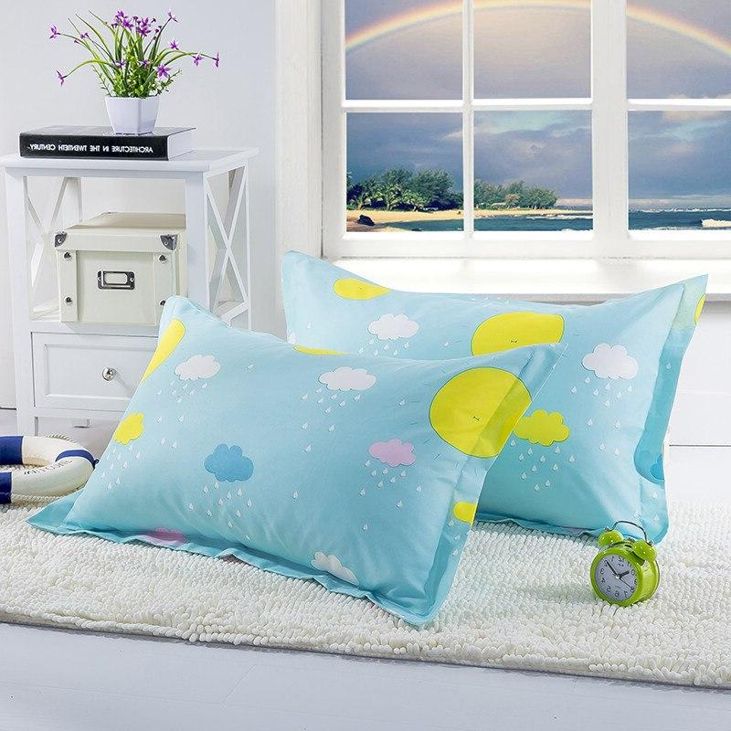<font><b>Pillow</b></font> Pillowcase 48cm*74cm <font><b>Bedroom</b></font> <font><b>Pillow</b></font>
