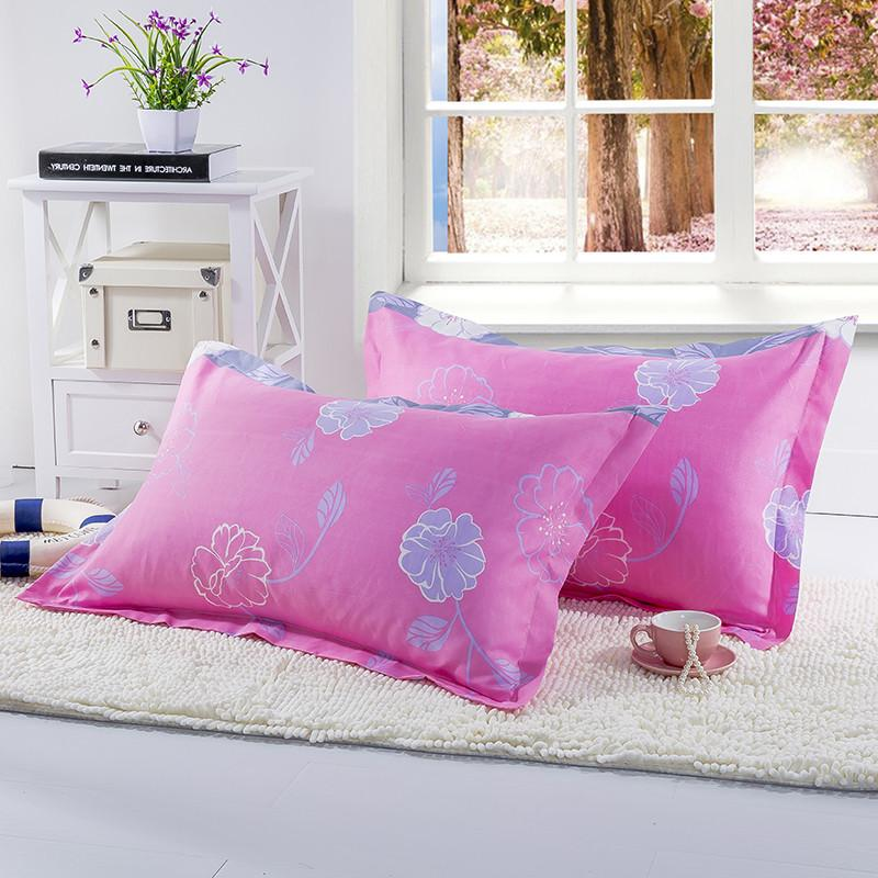1pc <font><b>Pillow</b></font> <font><b>Case</b></font> Home Decorative Pillowcase 48cm*74cm Soft <font><b>Bedroom</b></font>