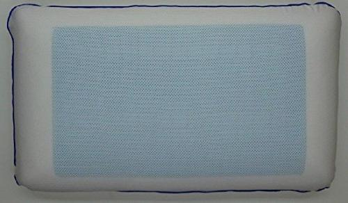 """Warm Size Cooling Pillows Therapeutic 28""""x16""""x5"""" with Travel Cases"""