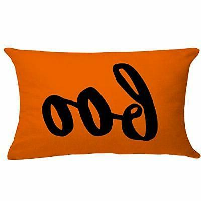 "20""x12"" Pillow Autumn Decor Halloween Pillow"