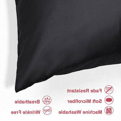 2PCS Pillowcases TD/STD/QUEEN/KING Cases Covers