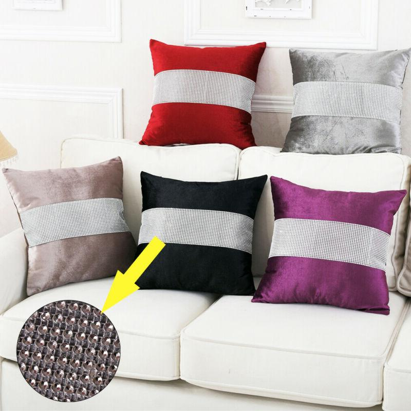 45X45 CM Fashion <font><b>Flannel</b></font> <font><b>Case</b></font> Cushion Covers Decor