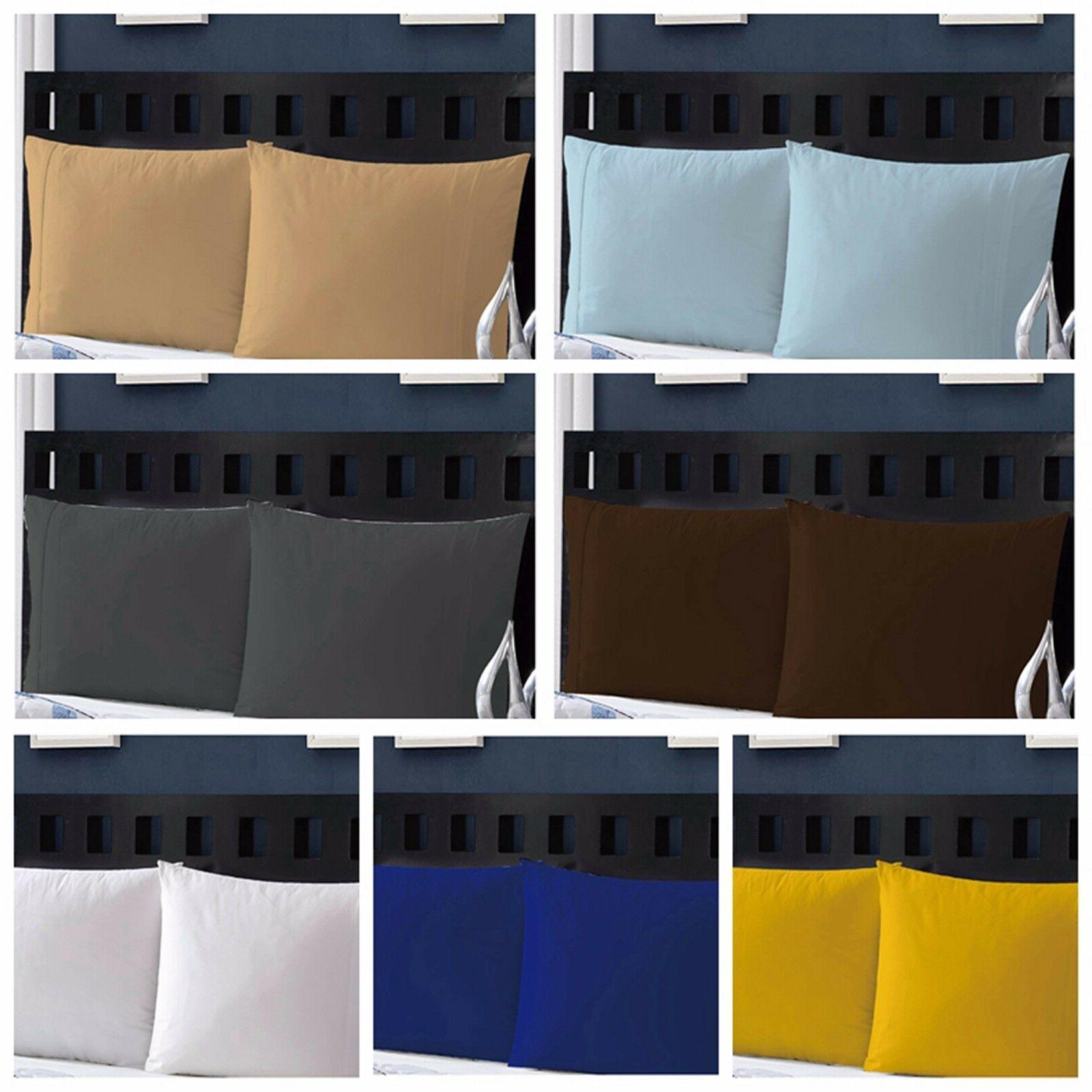 50 percent cotton 400 tc pillow set