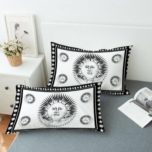 Bohemian Mandala Bedding Pillowcases Pillow Queen