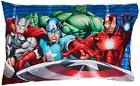 Avengers Assemble Pillow Cases Custom Size 20x30 inch two si