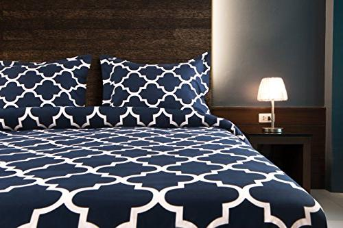 Utopia Bedding Cover - Quality Luxurious Microfiber - Soft and Durable - Wrinkle, and Stain Machine Washable