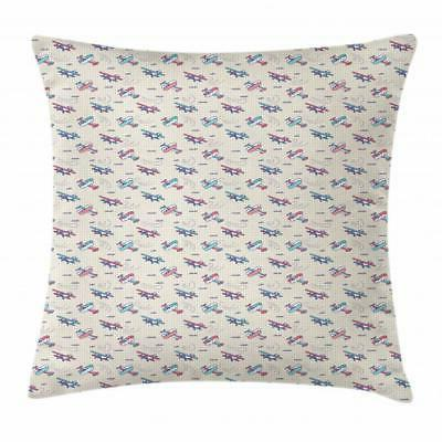 airplane throw pillow cases cushion covers by