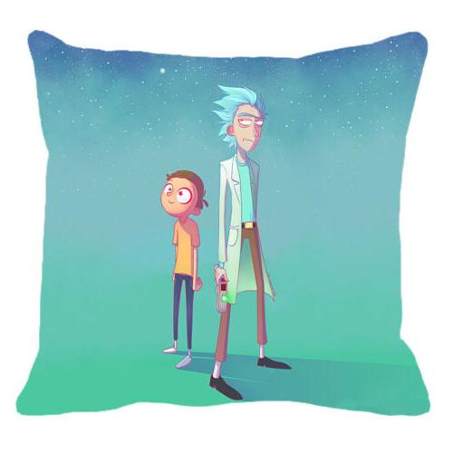 American Rick Inch Pillow Cover