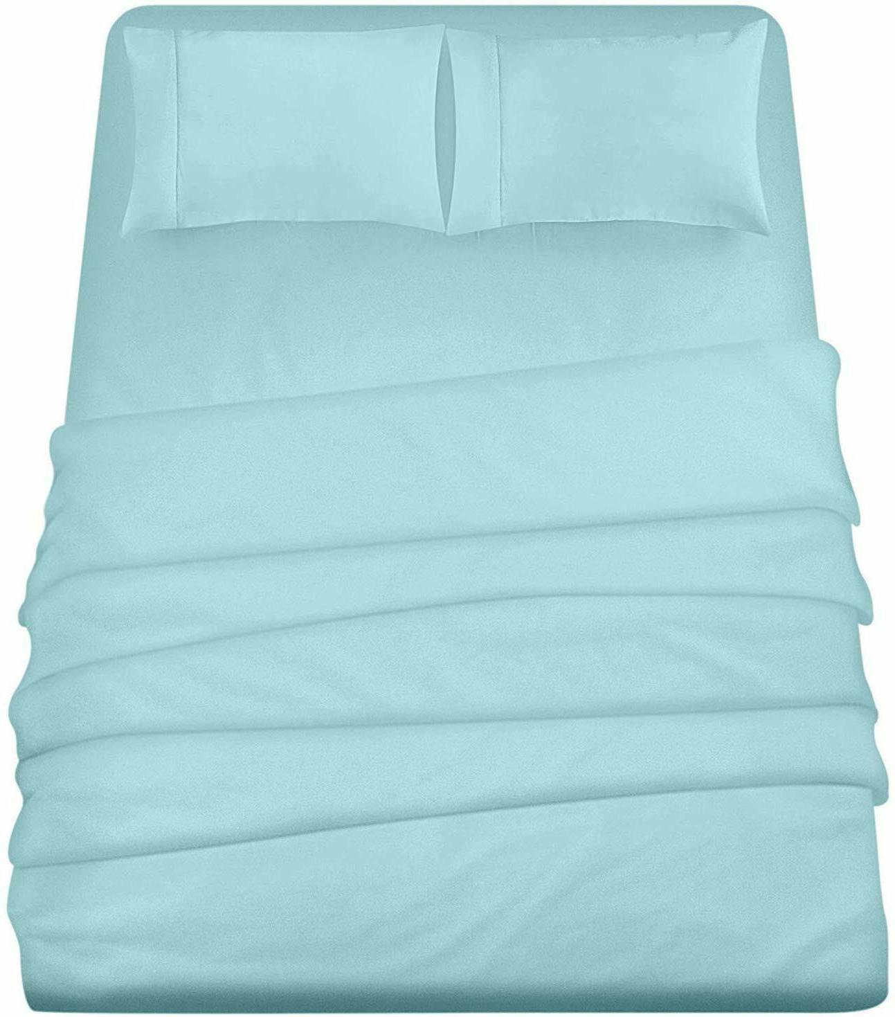 Soft with Cases Bedding