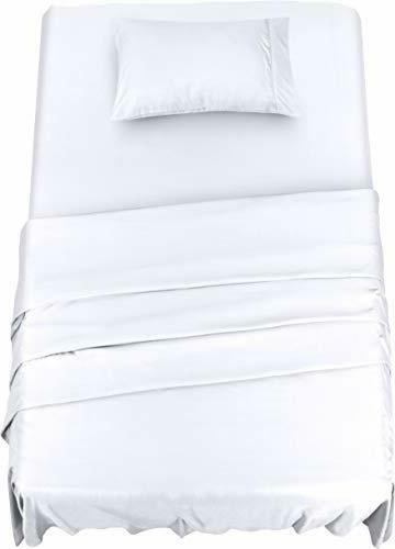 Soft Piece Bed Sheet Set with Cases Bedding