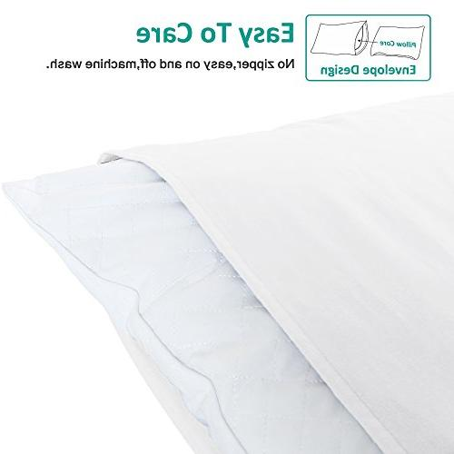"NTBAY Pillowcases Soft and Cozy, Fade, 30"","
