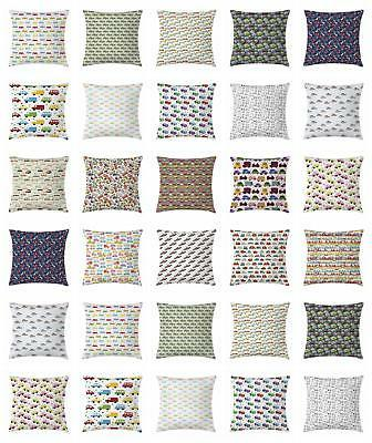 cars throw pillow cases cushion covers by