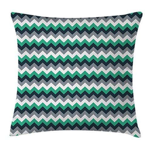 chevron throw pillow cushion cover