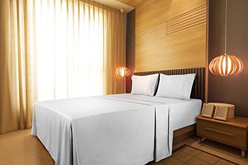 Utopia Cotton bed - 4 Sheet Cases