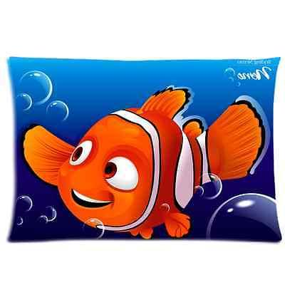 custom finding nemo rectangle pillow