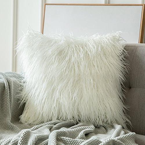 decorative luxury series merino white