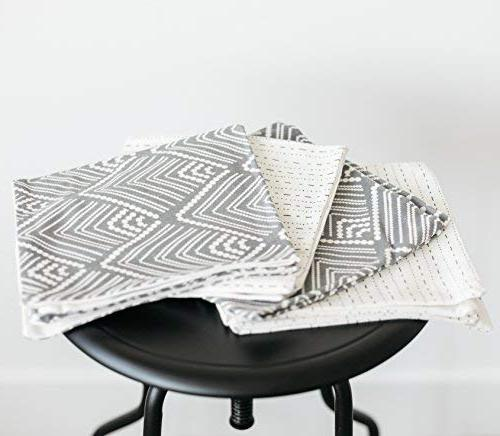 Woven Pillow Covers for Couch, Set x inch Quality Brixton