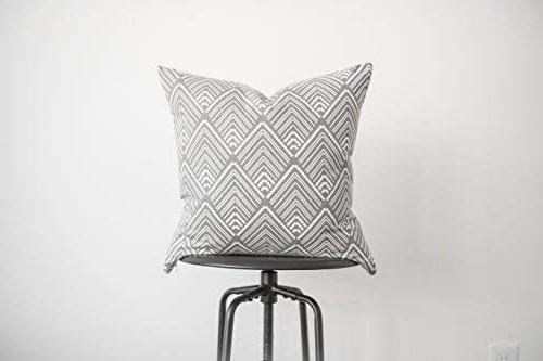 Woven Nook Pillow ONLY for Couch, or Set x Modern Stripes mud Brixton Set