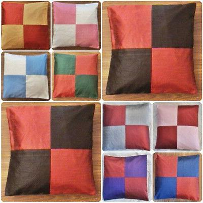 designer square pillow cases cushion covers 12