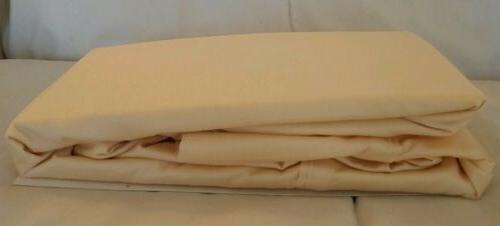 Ralph Lauren Dunham Sateen DAFFODIL Two Pillowcases 300TC $50.