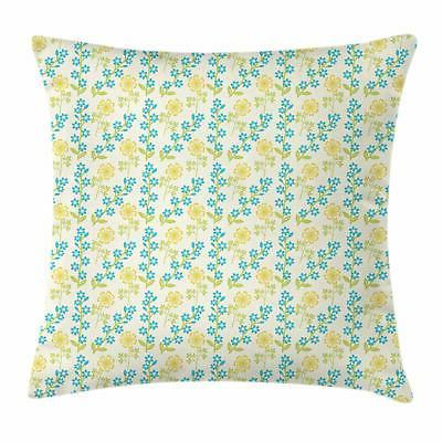 flower throw pillow cases cushion covers by