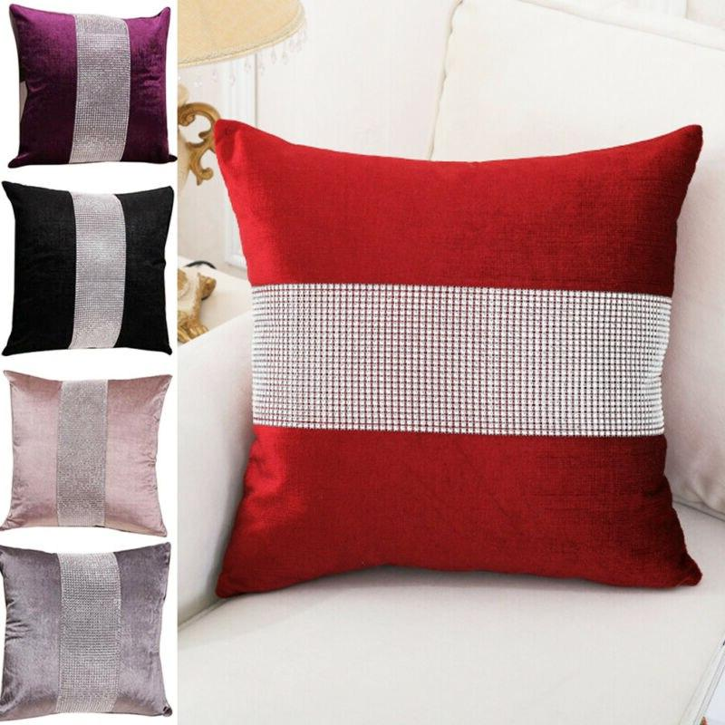45X45 <font><b>Flannel</b></font> <font><b>Pillow</b></font> <font><b>Case</b></font> Cushion Hotel