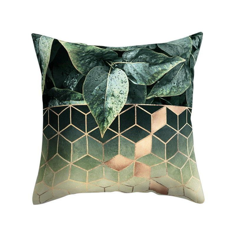 Geometric Printed Pillow Cases Cover