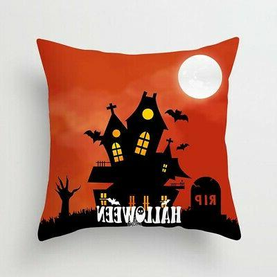 Halloween Series Cases Home Pillow Cushion Covers