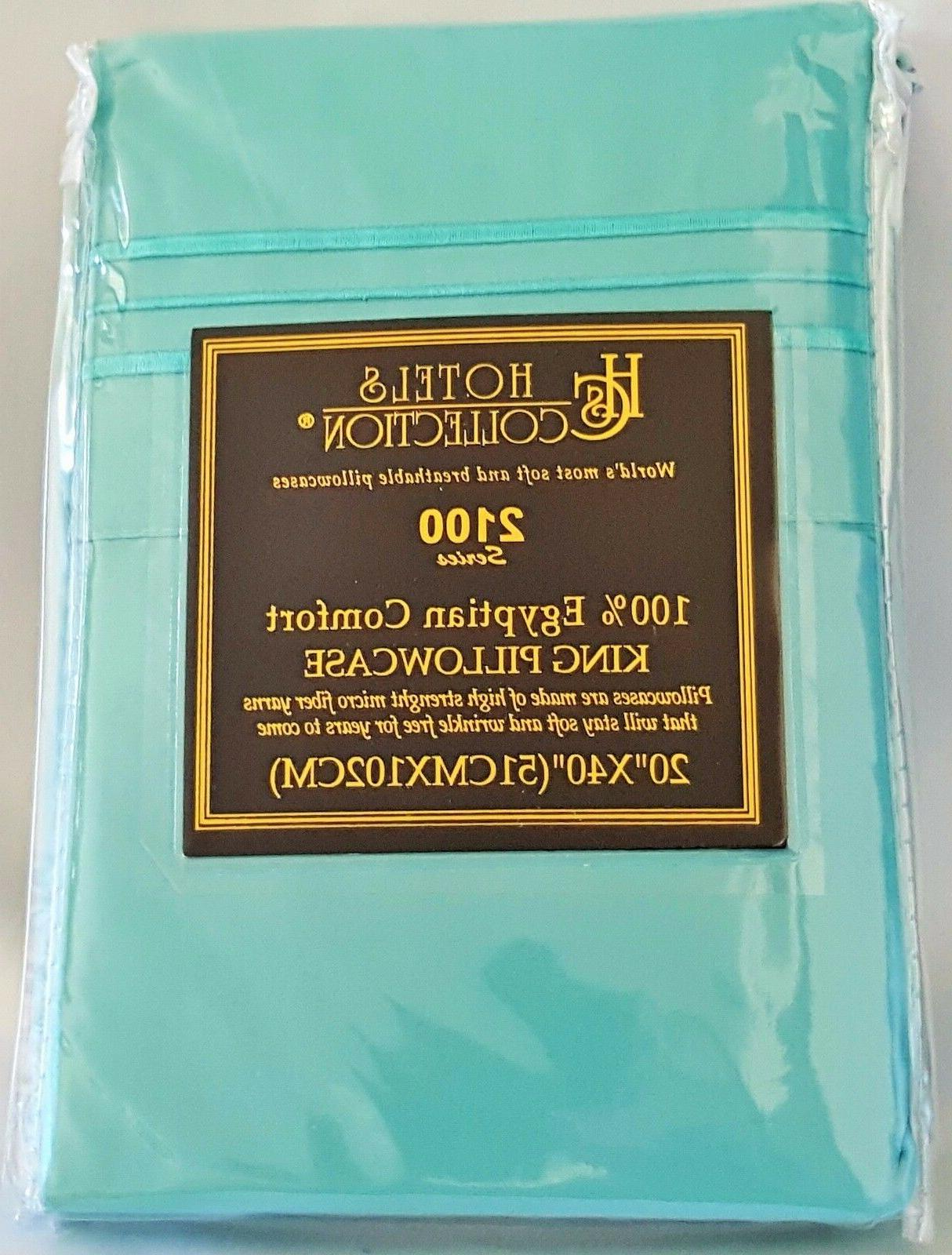 hcs 2100 count pillow cases new edition