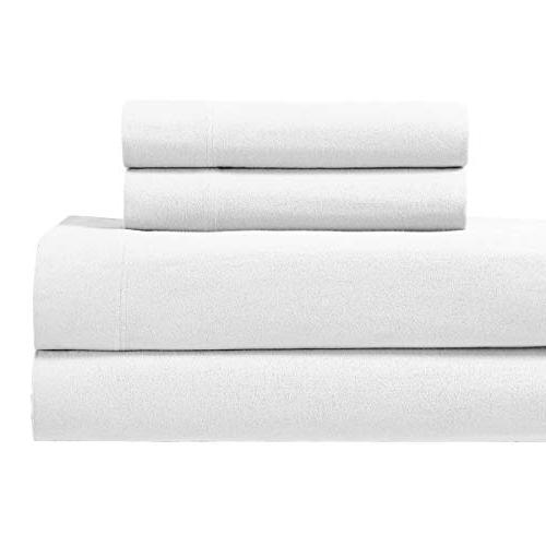 heavy soft cotton flannel sheets