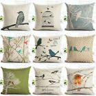 ik cute bird throw pillow case office