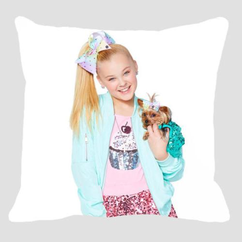 Jojo Siwa Cute 18 Office Sofa Cushion Cover
