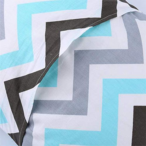 Kids 2 Pack Cotton Pillowslip sizesd or 12x Kids Bedding Baby and Star