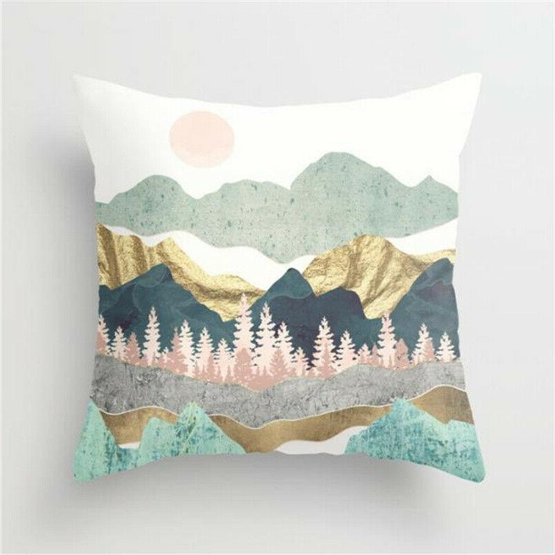Landscape Home Throw