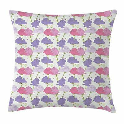 lavender throw pillow cases cushion covers by