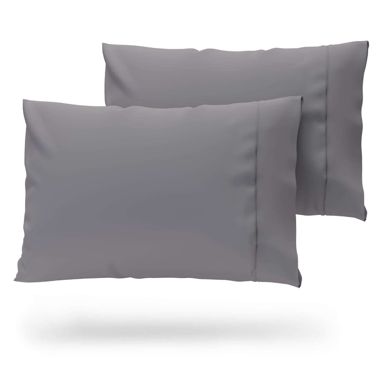 luxury bamboo pillowcase set hypoallergenic pillow cover