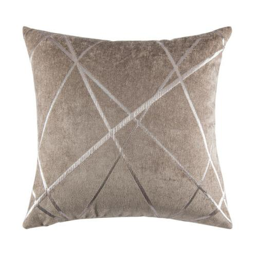 Luxury Chenille Pillow Bed Decorative