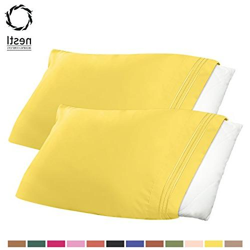 luxury pillowcases