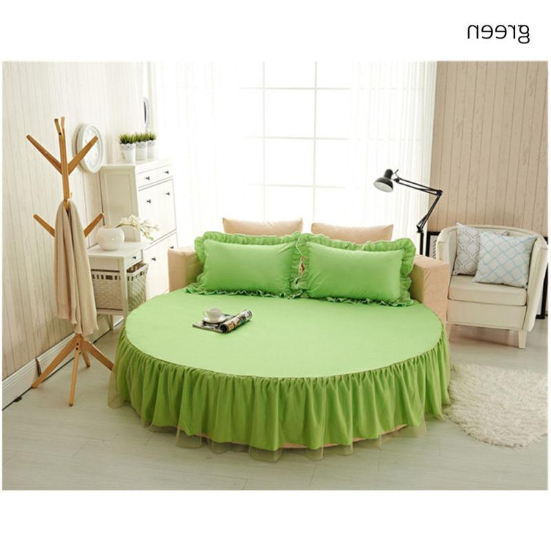 Mattress Cover+2 Bed Ruffle 78inches WCV