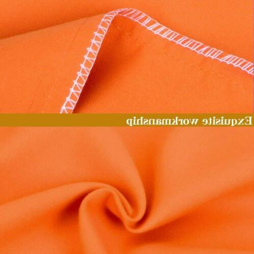 """Ultra Soft Microfiber Pillowcases Set of 4 Cases Queen Size 20""""x30"""""""