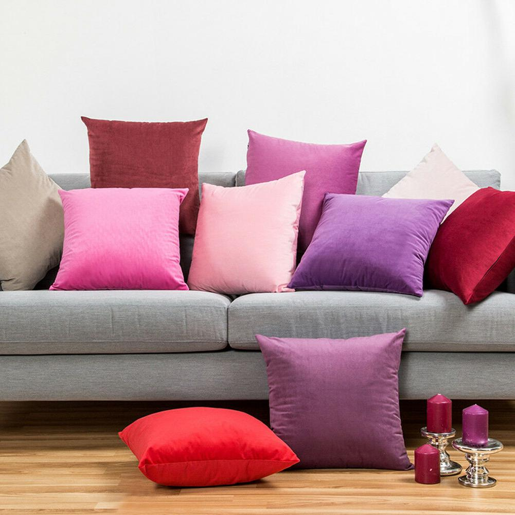 Microfiber Covers Solid Color