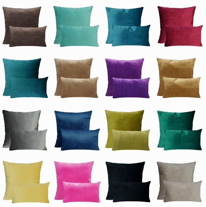 multi color home decor throw pillow case