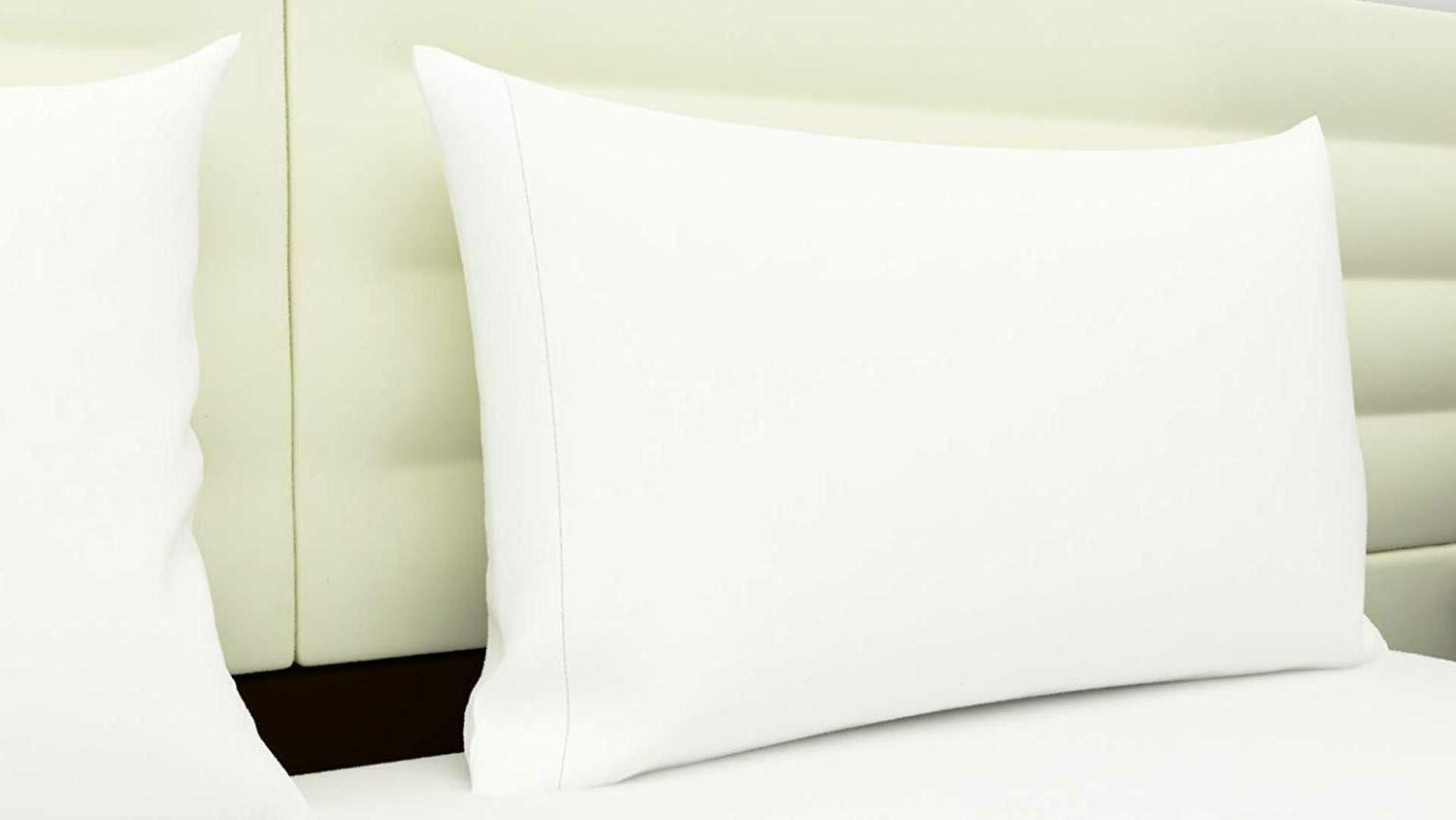 Pack of 12 Pillow Cases of Standard Size - Ultra Soft Percal